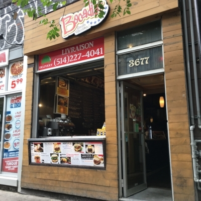 Bocadillo Saintlaurent - Restaurants