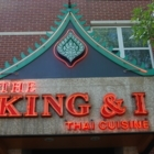 The King & I Thai Cuisine - Restaurants thaïlandais - 780-433-2222