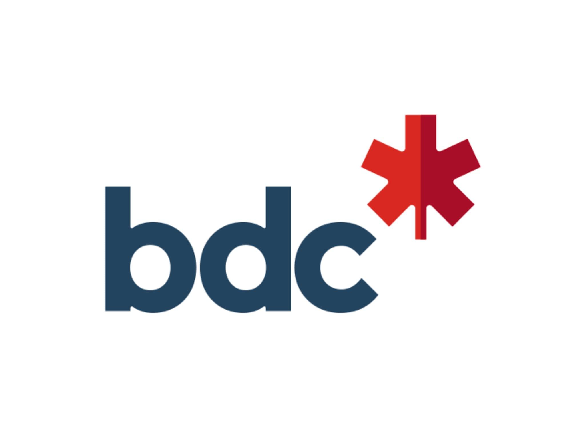 photo BDC - Banque de développement du Canada