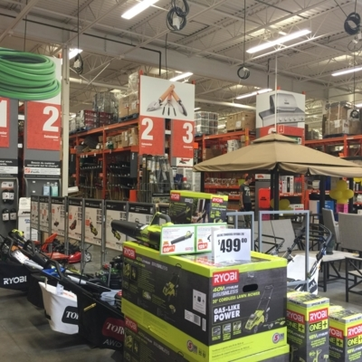 The Home Depot - Hardware Stores - 450-462-5020