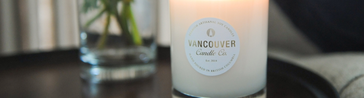 Where to shop for covetable candles in Vancouver