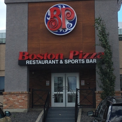 Boston Pizza - American Restaurants - 403-242-6666