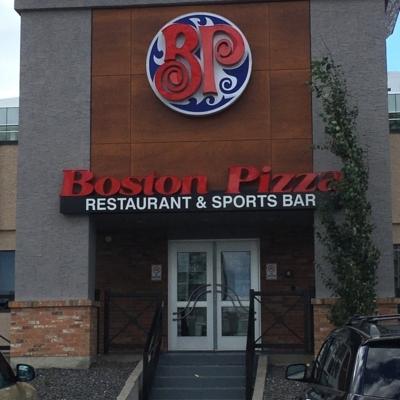 Boston Pizza - American Restaurants