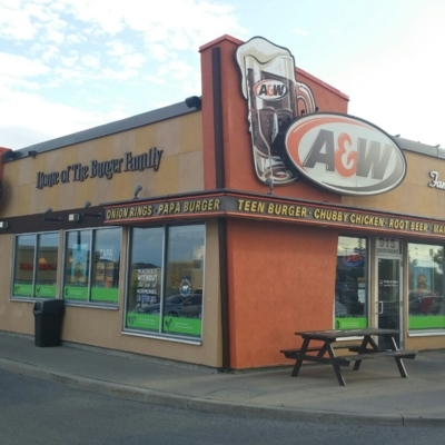 A & W Oshawa North - Restaurants américains - 905-571-2711