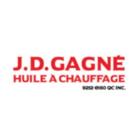 Jean Denis Gagné Huile à Chauffage - Logo