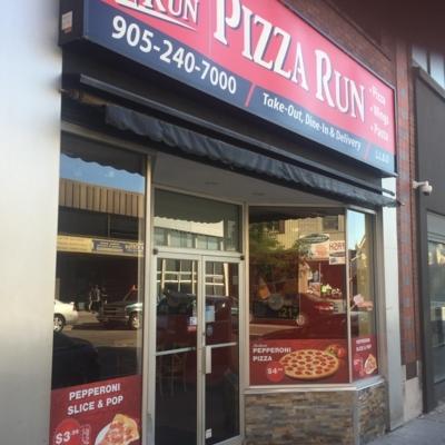 Pizza Run - Pizza & Pizzerias - 905-240-7000
