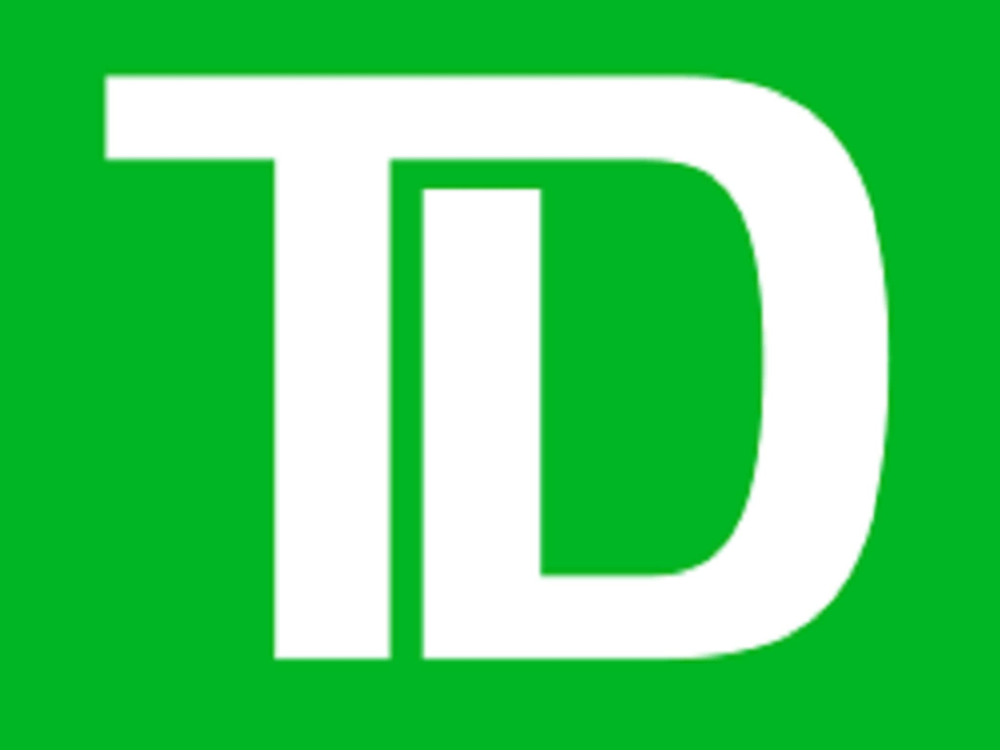 photo TD Canada Trust Branch and ATM