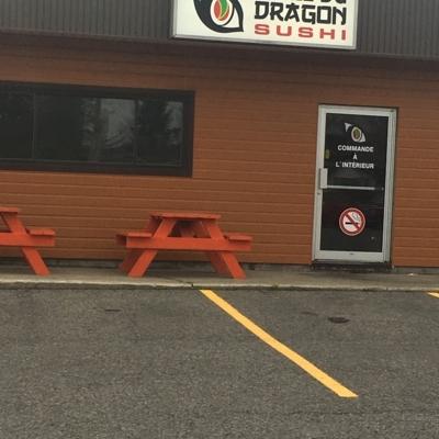 L'Oeil du Dragon Sushi - Restaurants - 418-915-5915