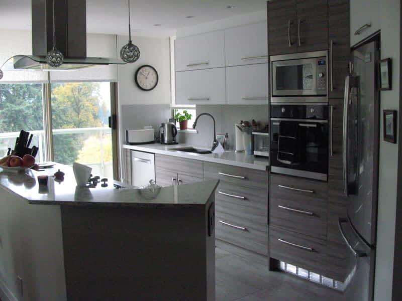 Kitchen Cabinet Refinishing Surrey Bc