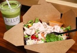 Best salad bars in Toronto