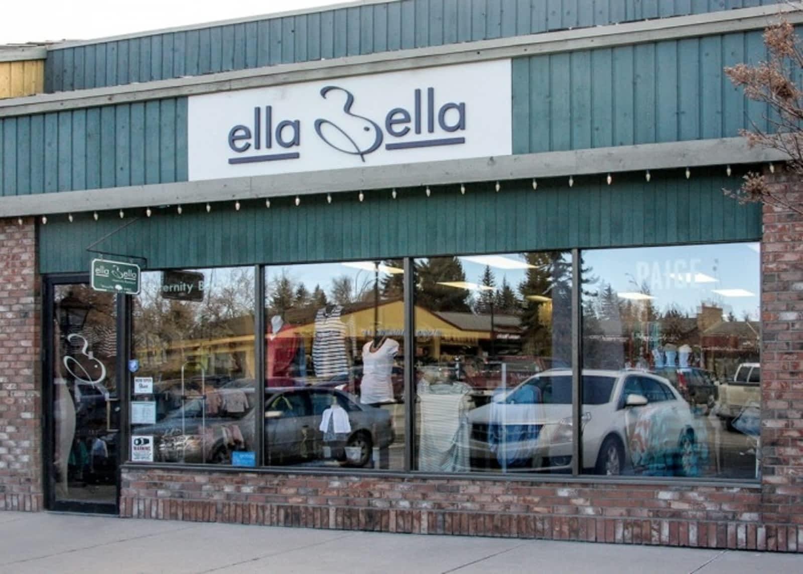 aaaa5df9d40 Ella Bella Maternity Boutique - Opening Hours - 286-10816 MacLeod Trail SE