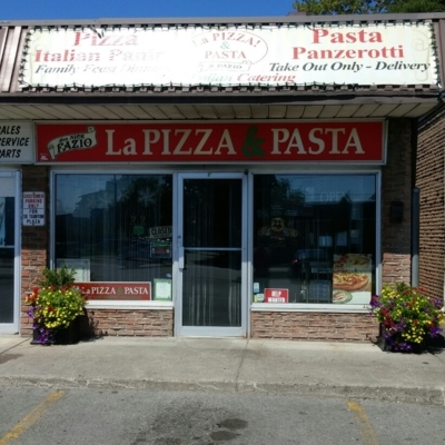 La Pizza & Pasta - Italian Restaurants - 905-725-5100
