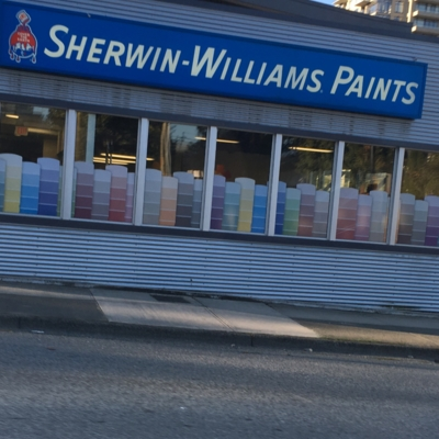 Sherwin-Williams Paint Store - Spraying Equipment