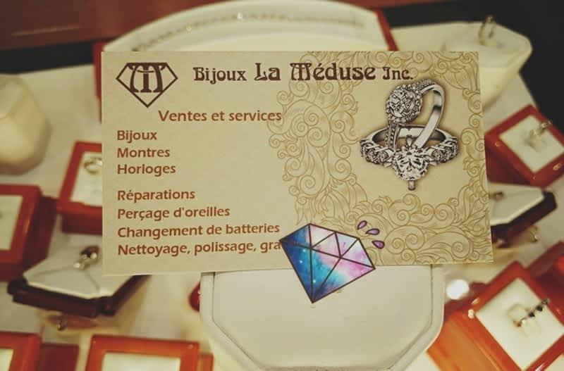 photo Bijouterie La Méduse Inc