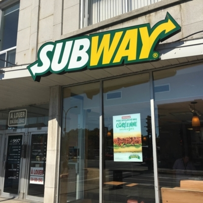 Subway - Sandwiches & Subs - 514-332-7530