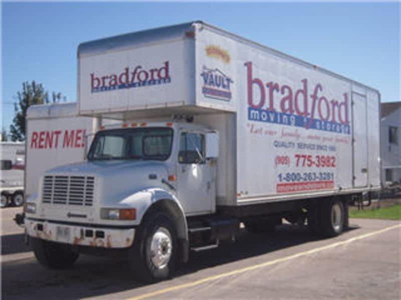 Bradford Moving Amp Storage Holland Landing On 98 Sluse