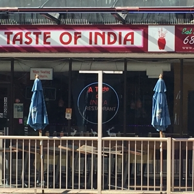 A Taste Of India Restaurant Inc - Indian Restaurants