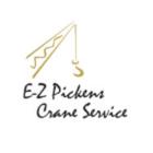 E-Z Pickens Crane Services - Crane Rental & Service