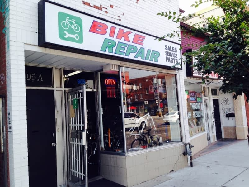 photo Toronto Bike Repair