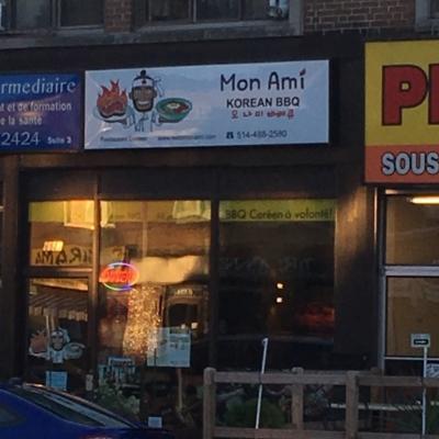 Mon Ami - Korean Restaurants - 514-439-2580