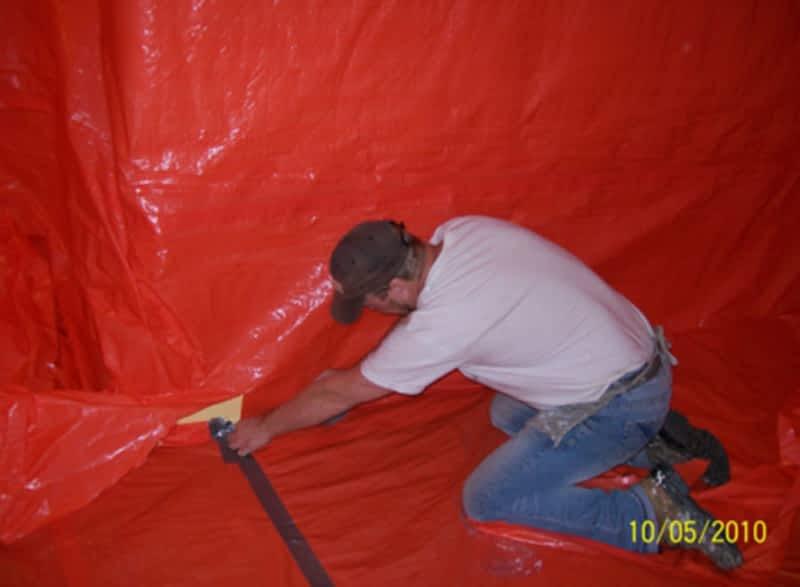 photo Ontario Asbestos Removal