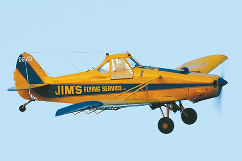 photo Jim's Flying Service