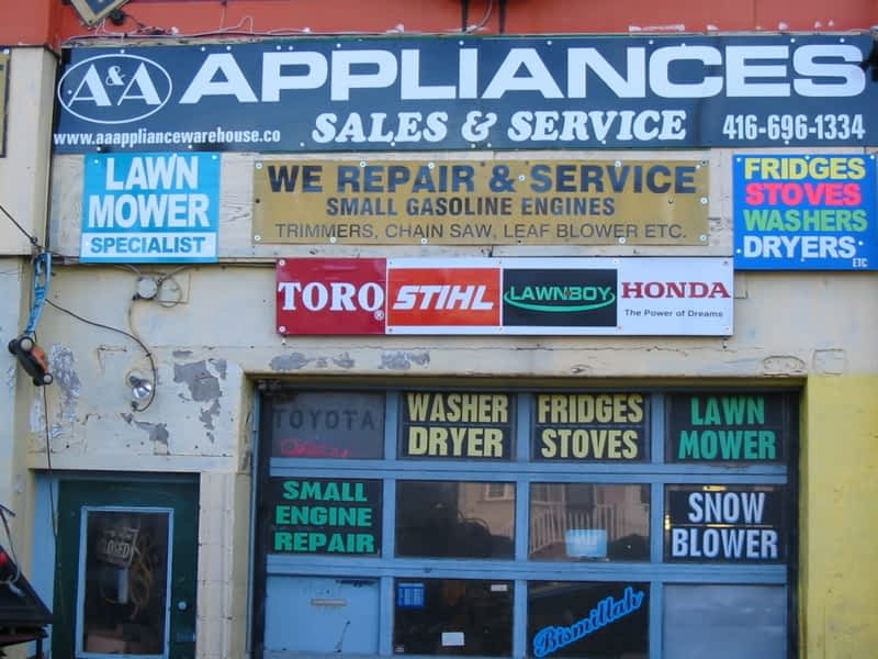 photo A & A Appliance Warehouse