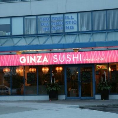 Ginza Sushi Restaurant - Sushi et restaurants japonais - 905-709-0049