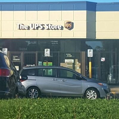 Voir le profil de The UPS Store - Pierrefonds