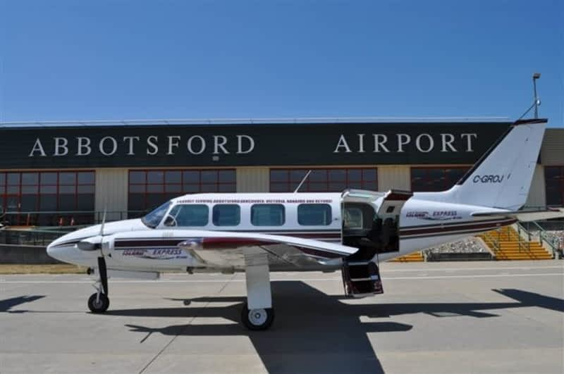 Island Express Air Inc - Abbotsford, BC - 30490 Liberator ...
