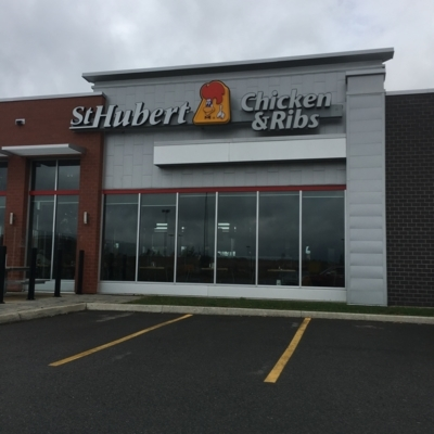St-Hubert Express - Restaurants - 506-457-5600