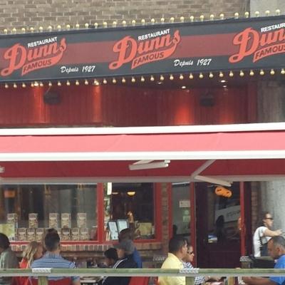 View Dunn's Famous's Montréal profile