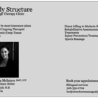 Body Structure Massage Therapy Clinic - Registered Massage Therapists