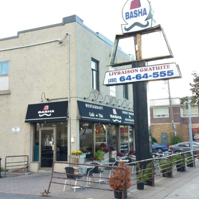 Basha - Lebanese Restaurants - 450-646-4277
