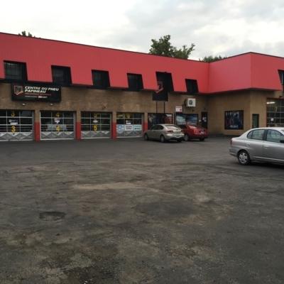 Centre du Pneus Papineau - Garages de réparation d'auto - 514-524-1151