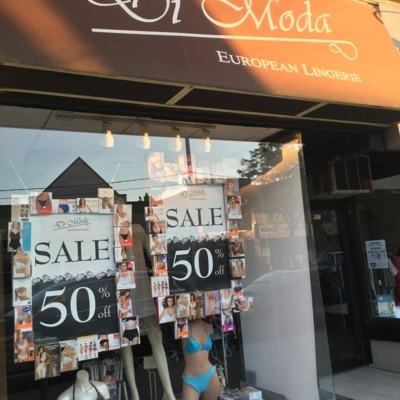 Di Moda European Lingerie - Lingerie Stores - 416-484-1700