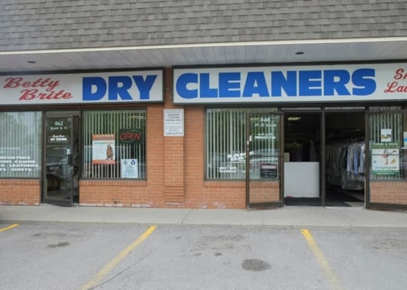 photo Betty Brite Dry Cleaners