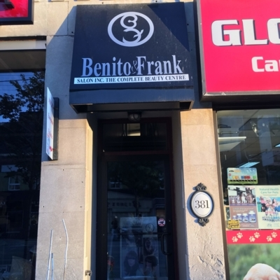 Benito & Frank Hair Salon - Salons de coiffure et de beauté - 416-486-7434