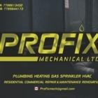 Profix Mechanical Ltd - Heating Contractors