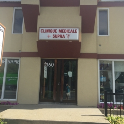 Clinique Médicale Supra - Medical Clinics - 450-465-0655