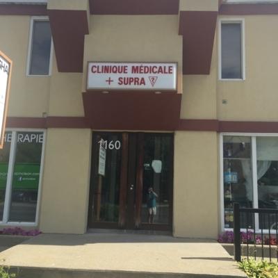 Clinique Médicale Supra - Cliniques médicales