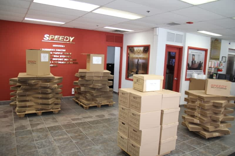 photo Speedy Self Storage Inc