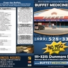 Buffet Medicine Hat - Buffets - 403-528-3399