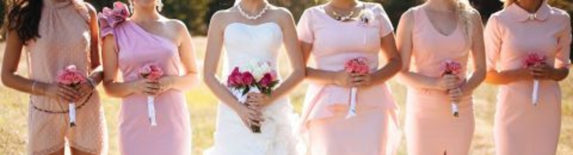 Find beautiful bridesmaid dresses at these shop in Calgary