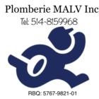 Plomberie MALV Inc - Plombiers et entrepreneurs en plomberie - 514-815-9968