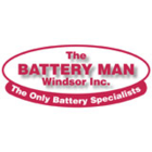 The Battery Man - Logo