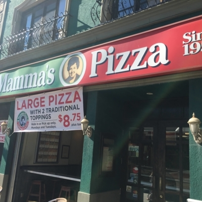 Mamma's Pizza - Restaurants - 416-787-6626
