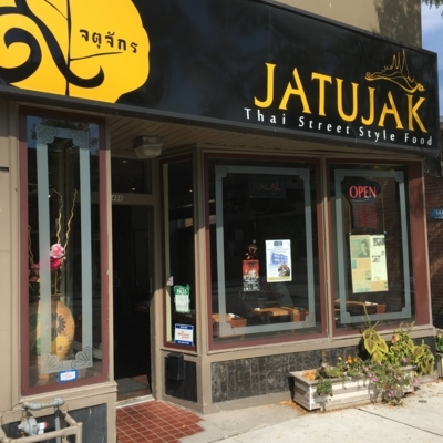 Jatujak Thai Street Style Food - Restaurants - 416-698-1466