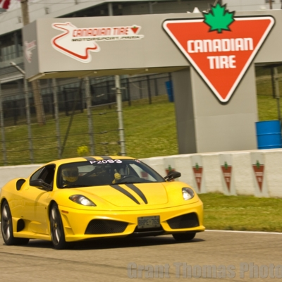 View Canadian Tire Motorsport Park's Pickering profile