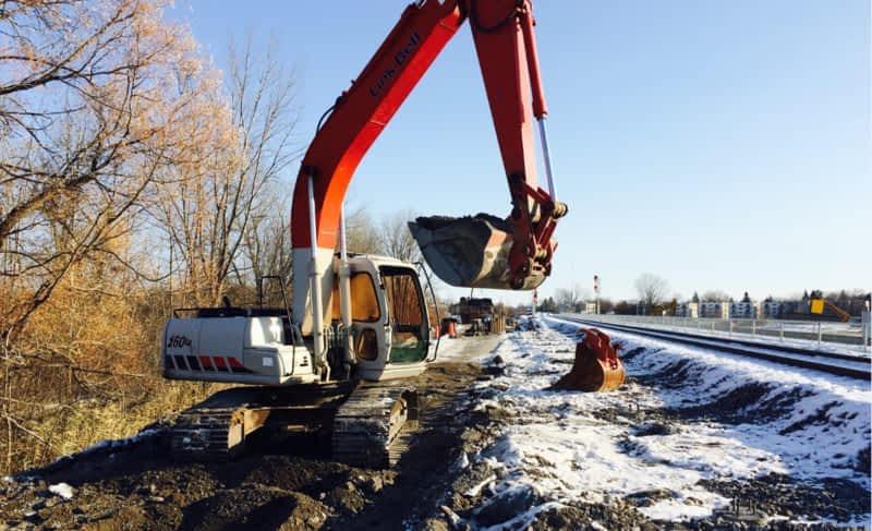 photo S.D. Excavation
